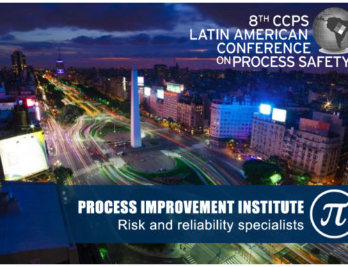 Come See Us at the 8th CCPS Latin American Conference on Process Safety in Buenos Aires!